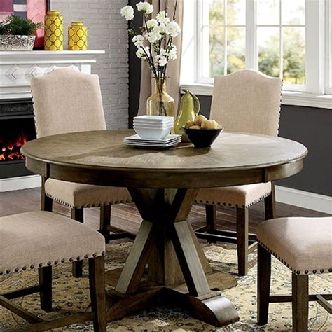Rustic Oak Dining Tables Chairs and Benches from Nina s
