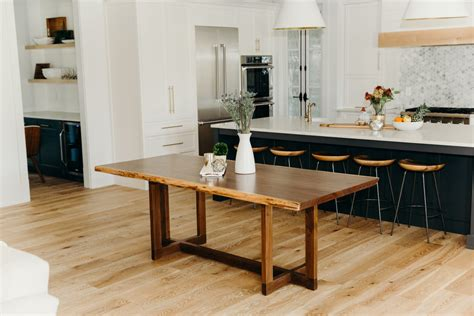 Rustic Trades Rustic Distressed Reclaimed Dining Kitchen