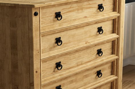 Rustic Wood Furniture eBay