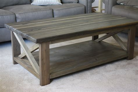 Rustic X Coffee End Tables coffee tables Fredericton