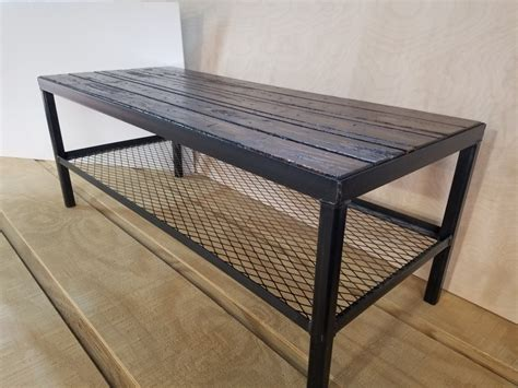 Rustic X Coffee Table htxrusticboutique weebly