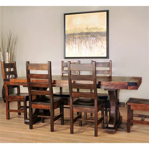 Rustic dining table rustic dining room tables rustic