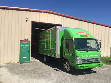 SERVPRO of Osceola County servpro Kissimmee