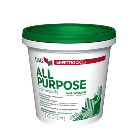 SHEETROCK Brand All Purpose 1 75 Pt Pre Mixed Joint