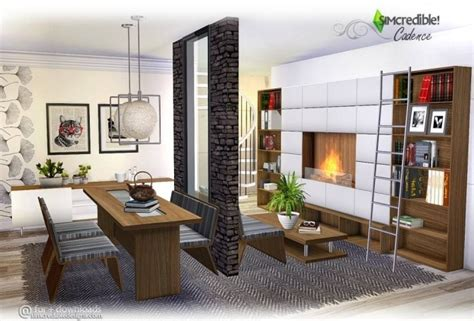 SIMcredible Designs 4 Dining rooms 1