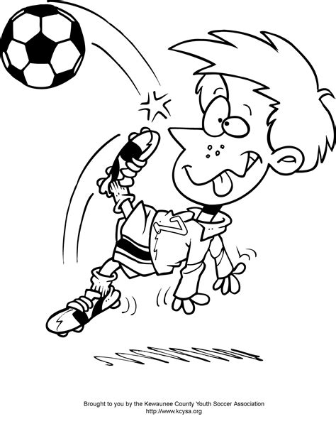 SOCCER PLAYERS coloring pages Free online coloring for