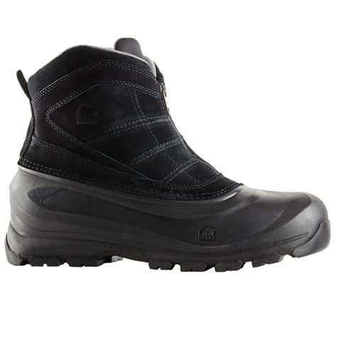 SOREL Men s Cold Mountain Zip Winter Boots