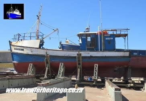 SOUTH AFRICA TRAWLER HERITAGE