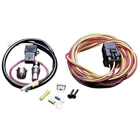 spal thermo fan wiring diagram asp images spal 185fh fan wiring harness kit 185 degree thermo