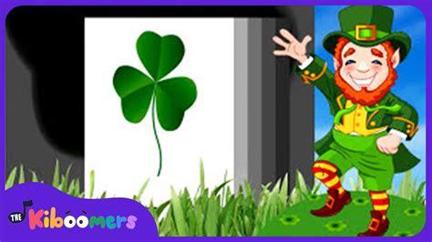 ST PATRICK S DAY I M A LITTLE LEPRECHAUN KIDS SONG YouTube