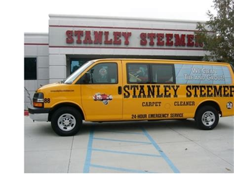 STANLEY STEAMER Carpet Cleaners Fire Flood Cleanup
