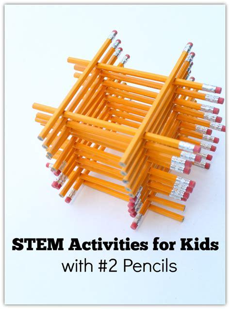 STEM Activities for Kids with 2 Pencils JDaniel4s Mom