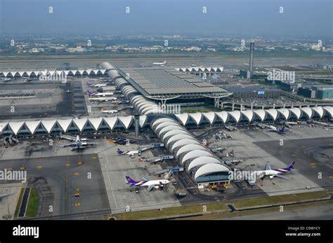 SUVARNABHUMI AIRPORT NEW BANGKOK Thailand Airport News