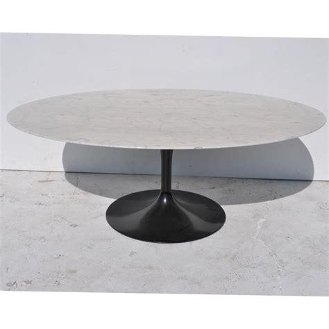 Saarinen Oval Coffee Table Knoll Modern Furniture
