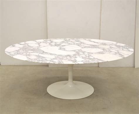 Saarinen Oval Marble Table MFKTO Modern Furniture