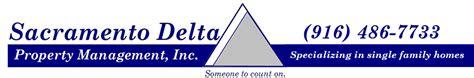 Sacramento Delta Property Management Inc rentals and