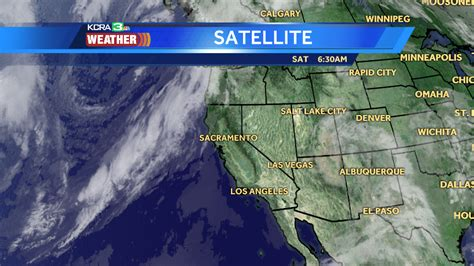 Sacramento and Northern California Weather Updates KCRA