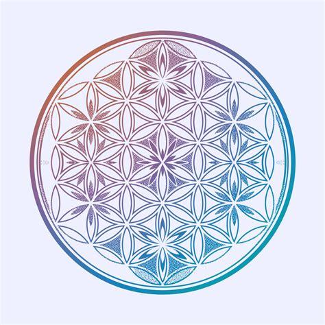 Sacred Geometry The Flower of Life Phoenixmasonry Inc