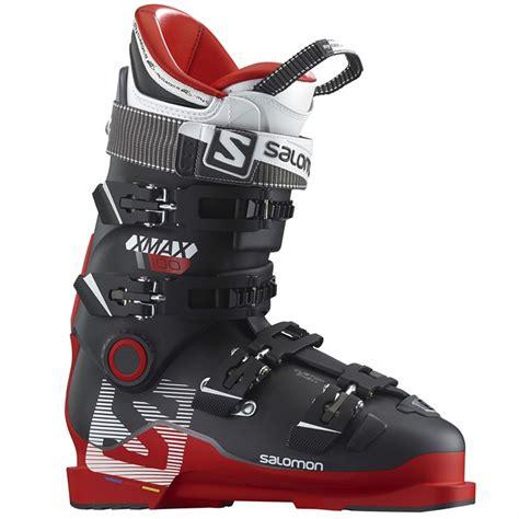 Salomon X Max 100 Ski Boots 2017 Skis