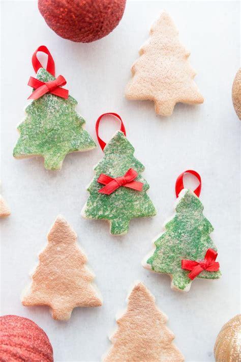 Salt Dough Decorations For Christmas Tree