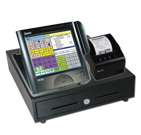 Sam4S SPS 2000 Touch Screen POS Bundle Point of Sale