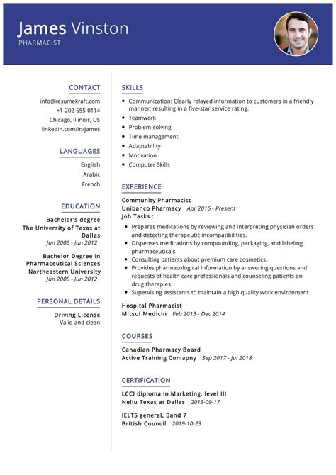 Sample Resumes and Templates AIE