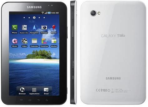 Samsung P1000 Galaxy Tab - Full phone specifications