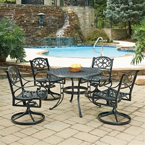 Sanibel Outdoor Patio Seating and Dining Furniture Group