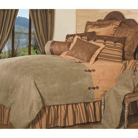Santa Fe Ranch Western Furniture Western Bedding
