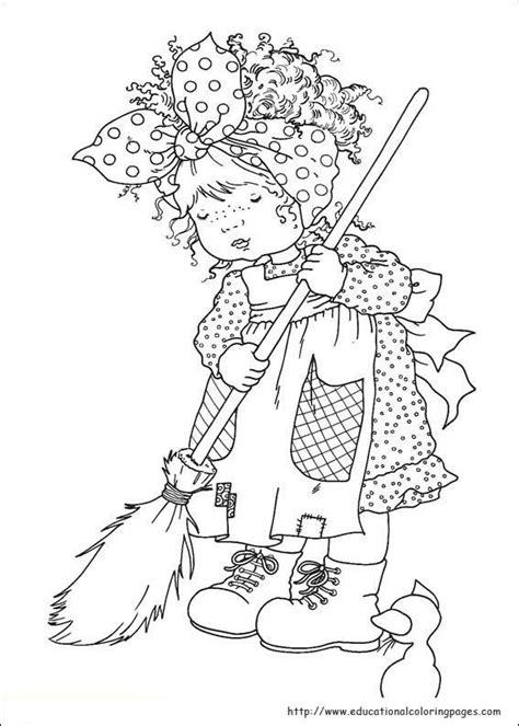 Sarah Kay Coloring Pages Educational Fun Kids Coloring