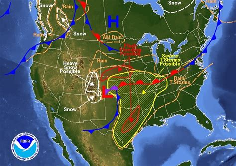 Satellite Images National Weather Service