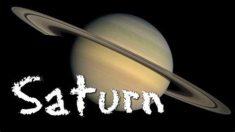 Saturn Astronomy For Kids KidsAstronomy