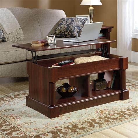 Sauder 420520 Palladia Lift top Coffee Table SEC Select