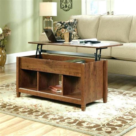 Sauder Carson Forge Lift Top Coffee Table Multiple