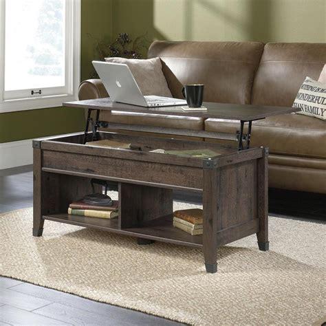 Sauder Sauder Carson Forge Lift top Coffee Table
