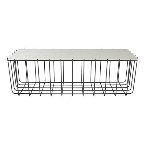Scamp Large Coffee Table Wire Coffee Table Blu Dot