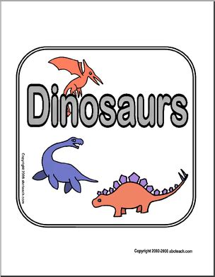 Science Dinosaurs Worksheets page 1 abcteach
