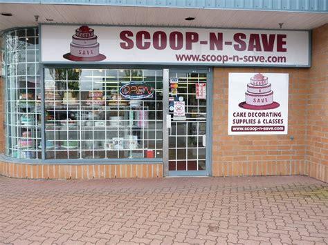 Scoop n Save Cake Decorating Supplies