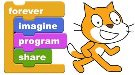 Scratch Imagine Program Share