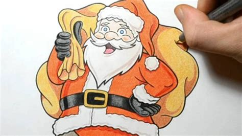 Search Results How To Draw Cartoon Santa Claus Page 1