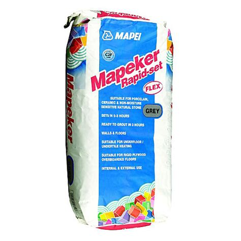 Search tile adhesive Wickes