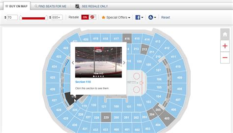Seating Charts All Seating Maps Interactive Seating