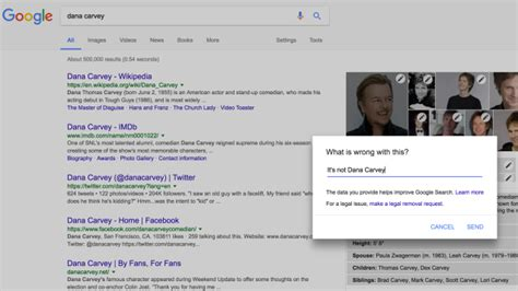 See an Incorrect Google Result Here s How to Fix It