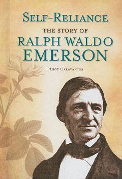 Self Reliance Emerson Ralph Waldo Emerson Texts