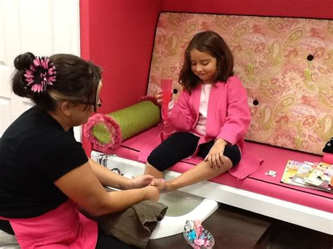 Serious Spoiled Salon Spa Parties Spa Treatments for