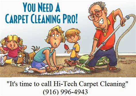 Services Offered by Hi Tech Carpet Furniture Cleaning