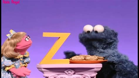 Sesame Street This is the letter Z YouTube