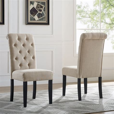 Set of 2 Dining Room Chairs Overstock