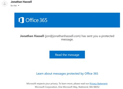 Setup and Enable Office 365 Message Encryption Office