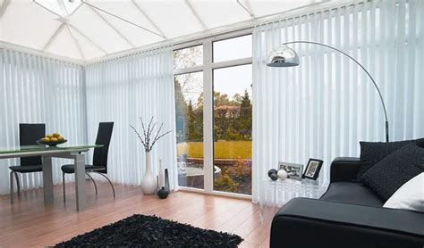 Shades Window Conservatory Blinds Vertical Blinds